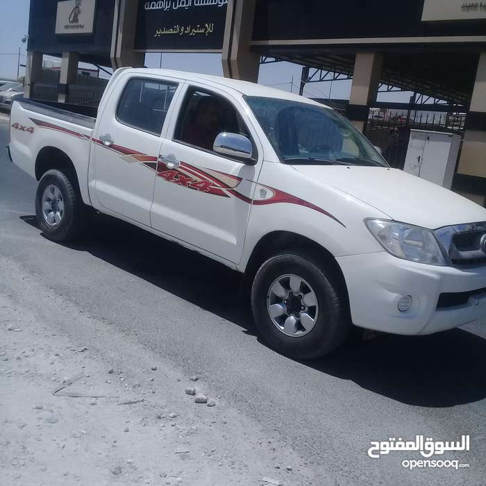 used 2009 toyota hilux for sale at best price (107040676) opensooq Toyota Hilux Vigo