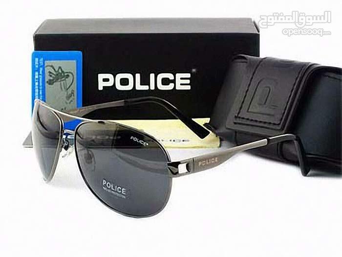 نظارات رجاليه ماركة إيطالية Police
