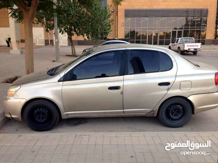 Toyota Echo car is available for sale, the car is in Used