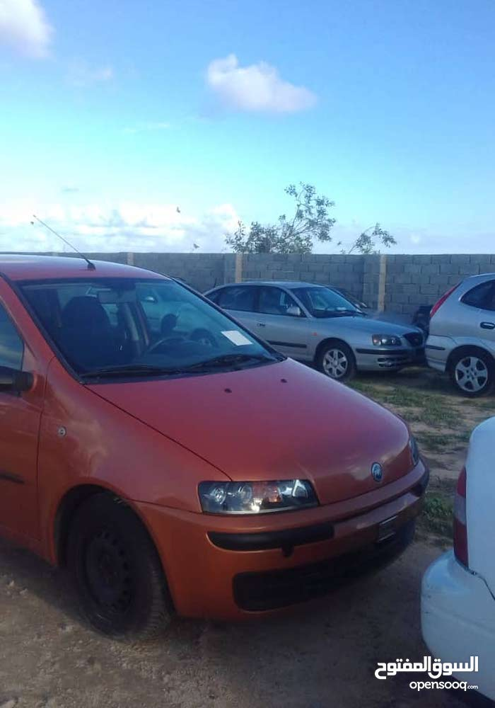 Manual Fiat 2000 for sale - Used - Misrata city
