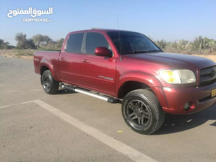 Automatic Toyota 2004 for sale - Used - Suwaiq city