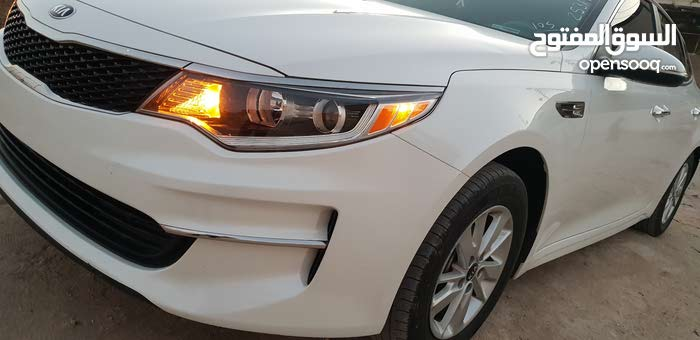 Kia Optima 2016 for sale in Babylon