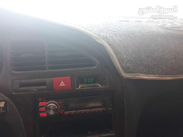 افانتي 2002 سيارة مشاالله