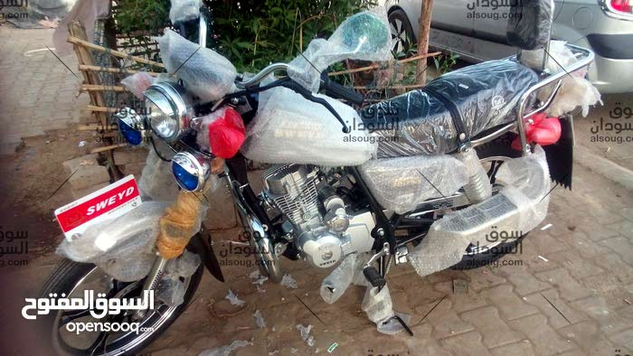 Suzuki made in 2018 in Khartoum for Sale