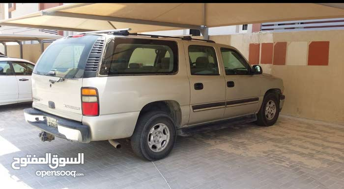Automatic Beige Chevrolet 2005 for sale