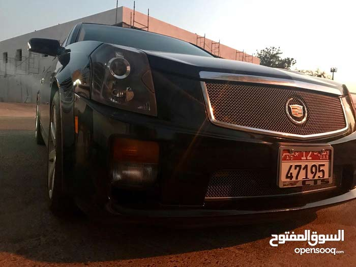 Cadillac CTS Used in Al Ain