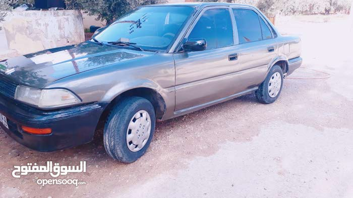 1988 Used Corolla with Manual transmission is available for sale