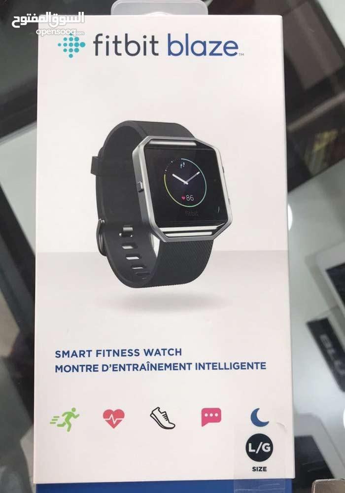 ساعة ذكية FitBit BLAZE 0777666766