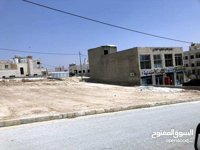 ارض تجاري للبيع في ابو نصير
