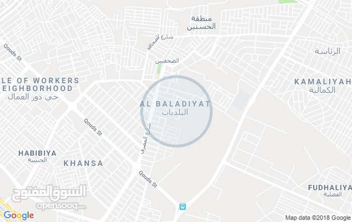apartment for sale in Baghdad- Al Baladiyat