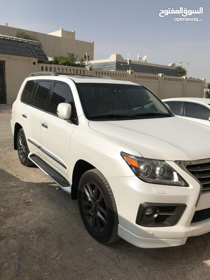 Lexus LX 2014 in Abu Dhabi - Used