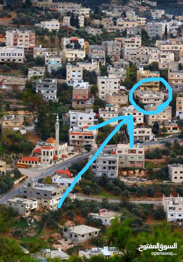 Apartment property for rent Ajloun - E'in Jana directly from the owner