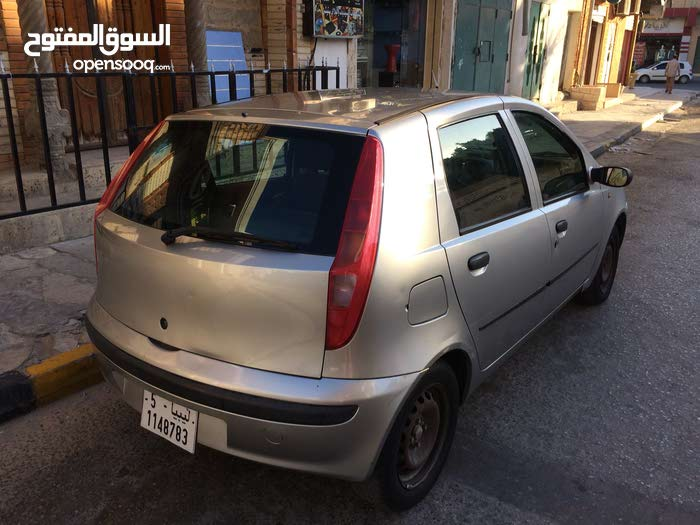 1 - 9,999 km Fiat Punto 2003 for sale