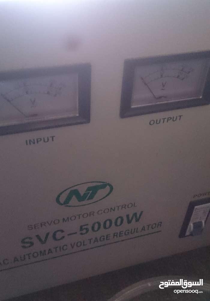 منظم كهربائي 5000 w