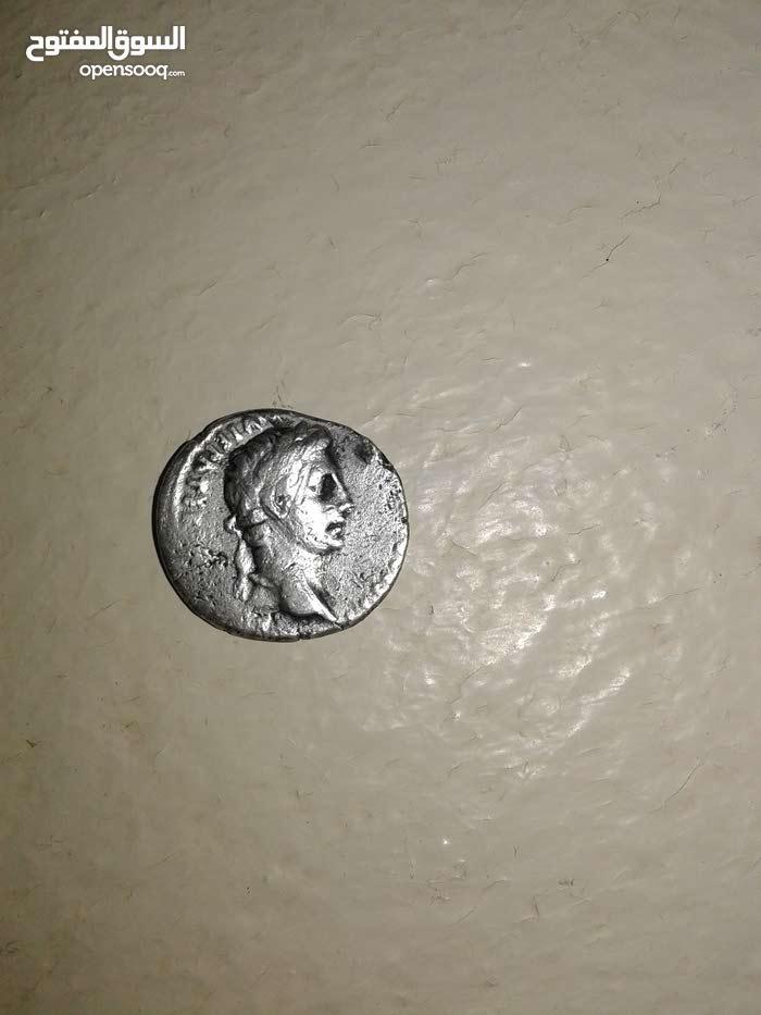 عملة رومانية لها ازيد من 2000عام