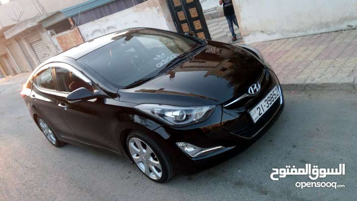 1 - 9,999 km Hyundai Avante 2012 for sale