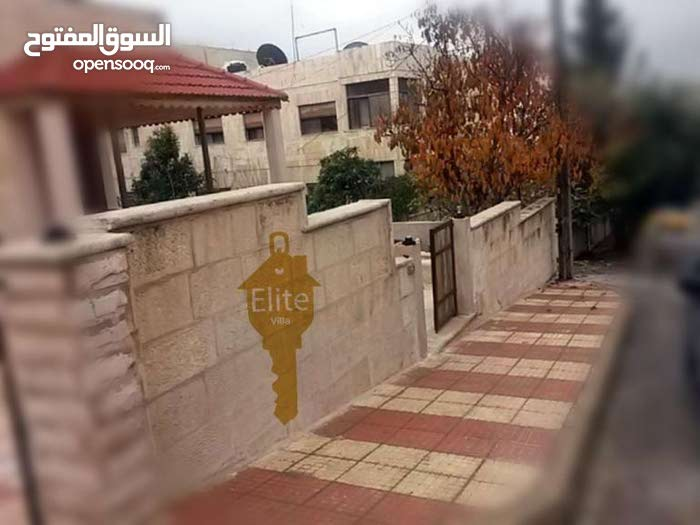 Villas in Amman and consists of: More Rooms and More than 4 Bathrooms is available for sale