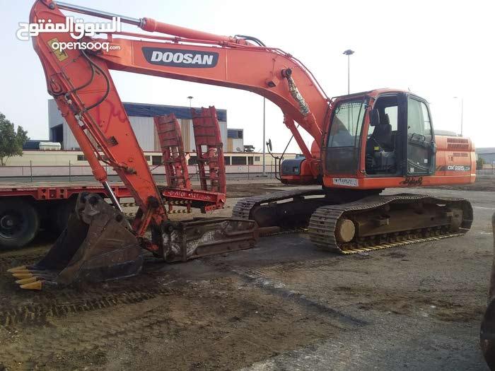 بوكلين دوسان وارد سعودي 2014 شغال 4500 ساعة
