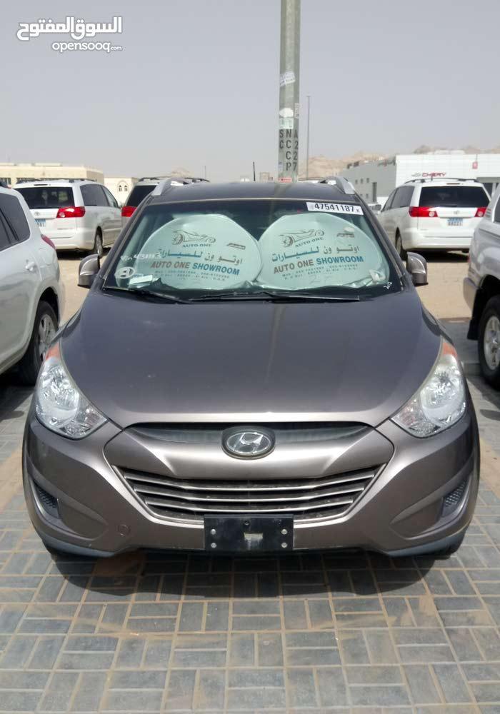 Hyundai Tucson 2012 in Al Ain - Used
