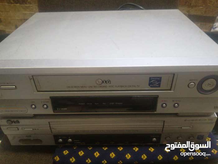فيديو ال جي VHS