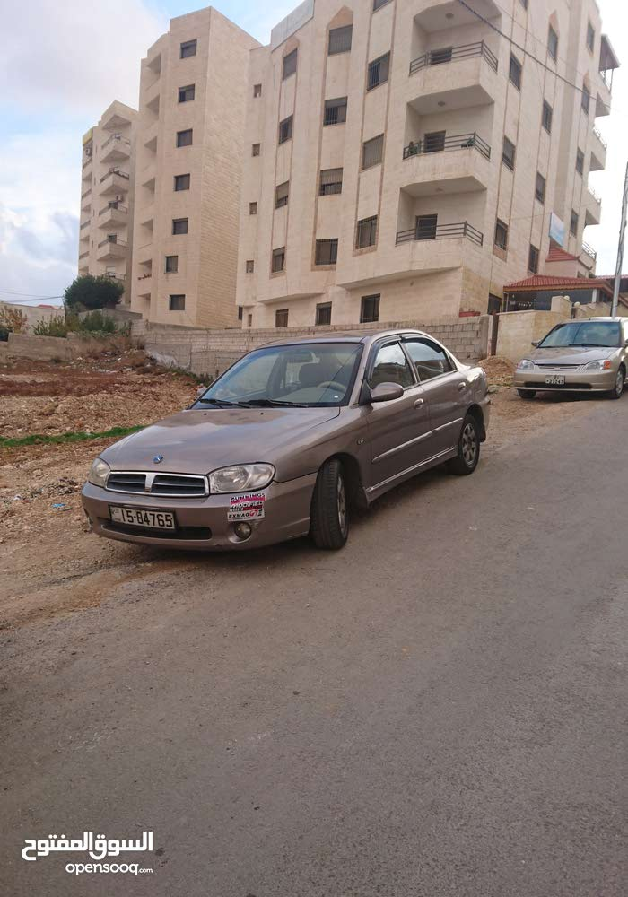 +200,000 km mileage Kia Spectra for sale