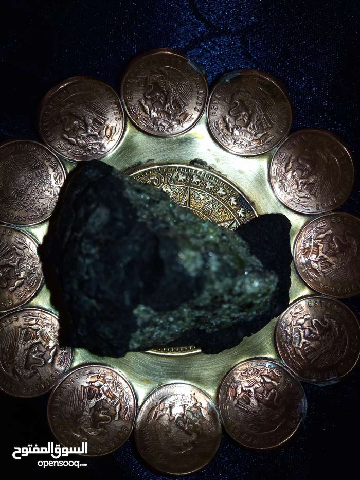 حجر نيزكي