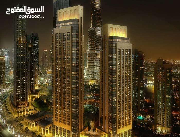 شقه بوسط مدينه دبي