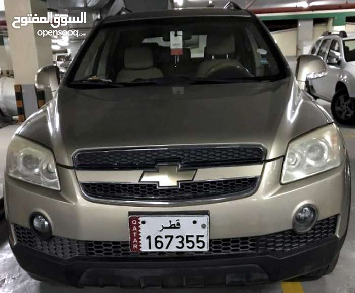 Chevrolet , Captiva-LT for Urgent SALE