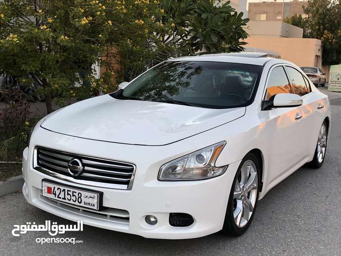 للبيع مكسيما 3.5 موديل 2012 وكالة البحرين ماشية 85 الف فقط