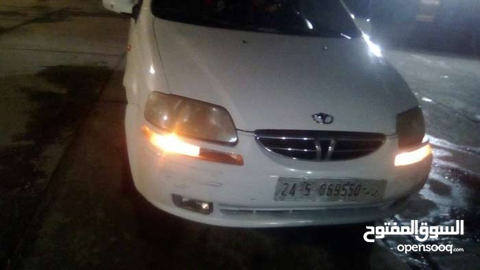 Daewoo Kalos 2006 For sale - White color