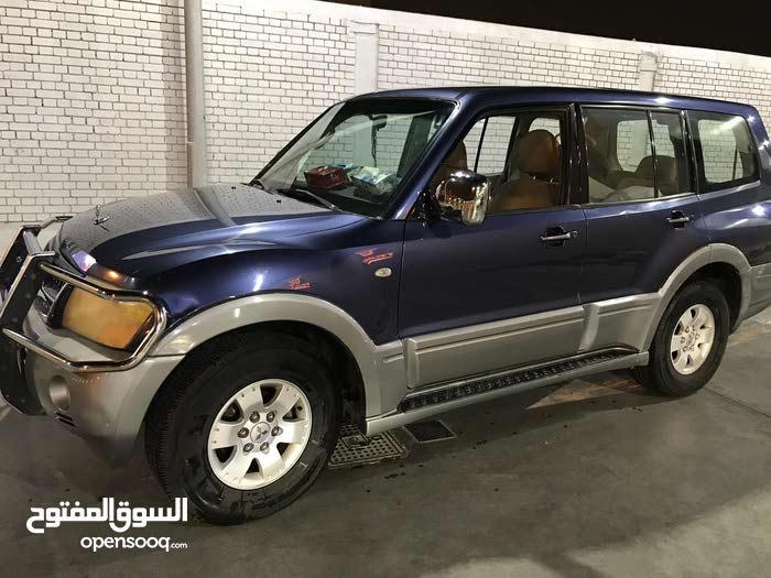 Mitsubishi Pajero 2007 For sale - Blue color