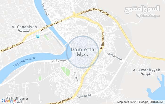 محا تجاري للبيع محافظة دمياط