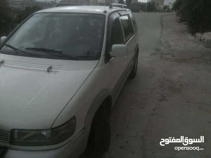 White Hyundai Santamo 1997 for sale
