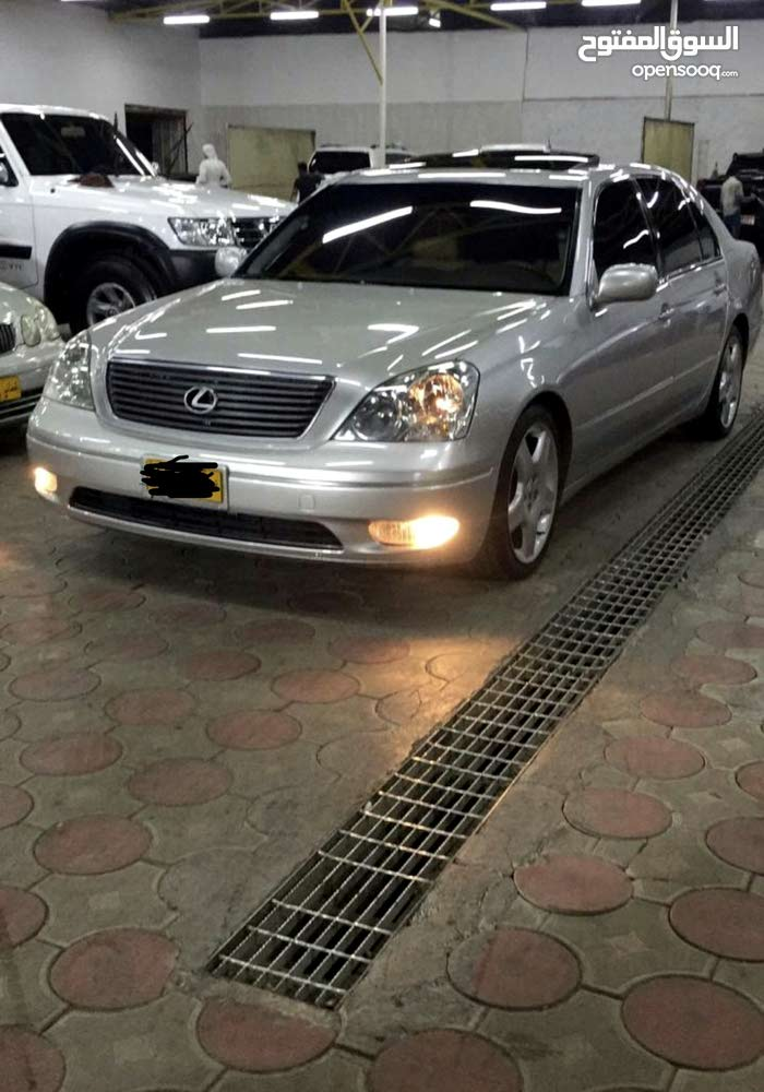 Used 2001 Lexus LS for sale at best price - (110969813) | Opensooq