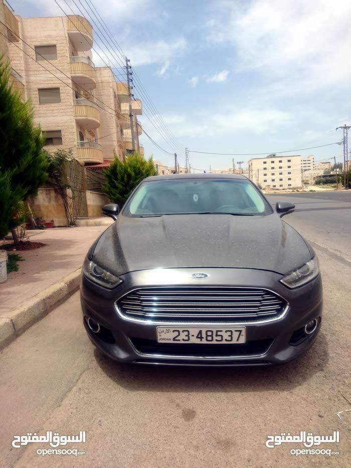 Ford Fusion - Amman