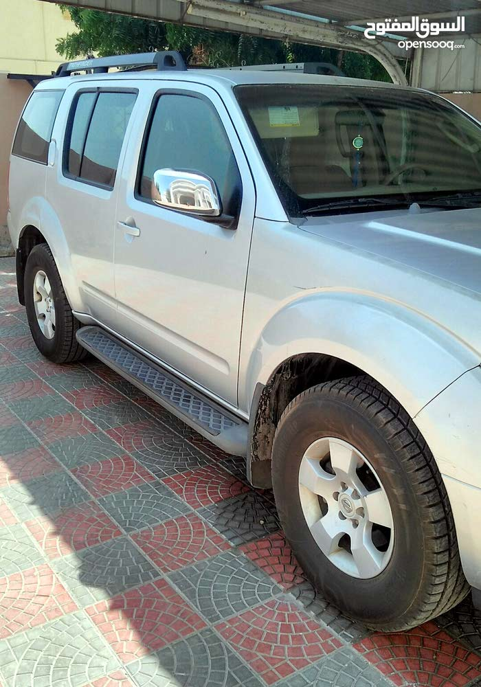 For sale 2007 Silver Pathfinder