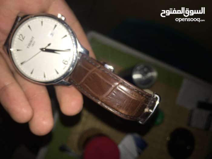 Tissot watch for men Original brown leather