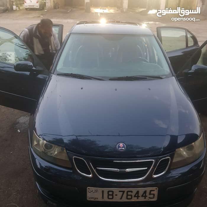 For sale Saab 9-3 vector car in Amman