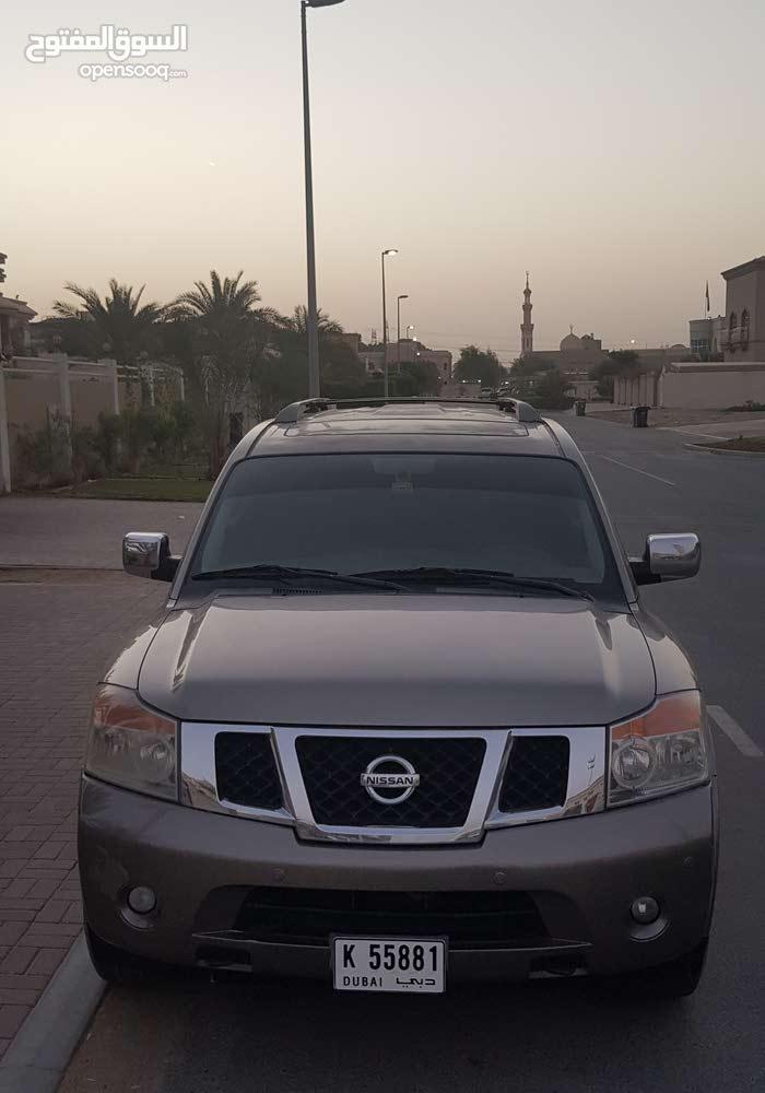 For sale Armada 2009