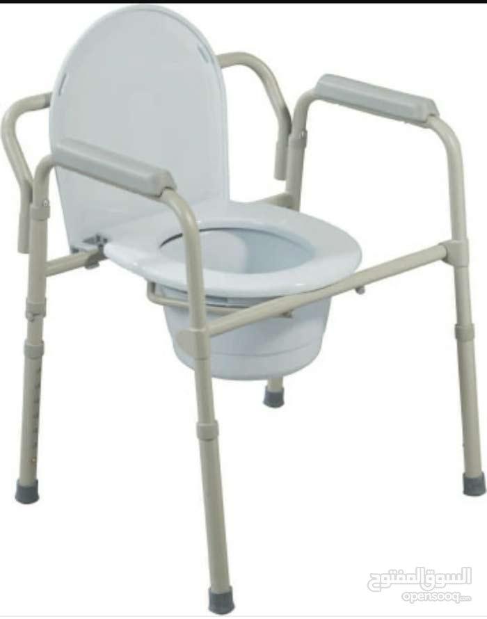 كرسي حمام متنقل لكبار السن او ذوي الاحتياجات الخاصة