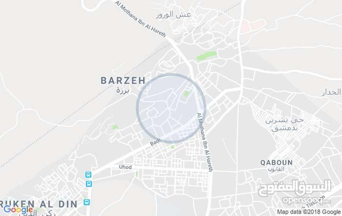 شقة للبيع في حاميش مقابل جامع الخنساء(دمشق_مساكن برزة)