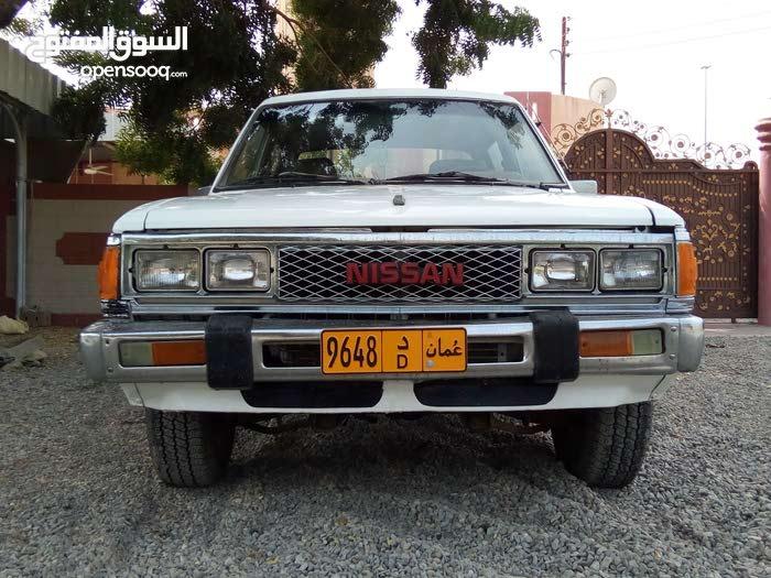 +200,000 km Nissan Datsun 1985 for sale