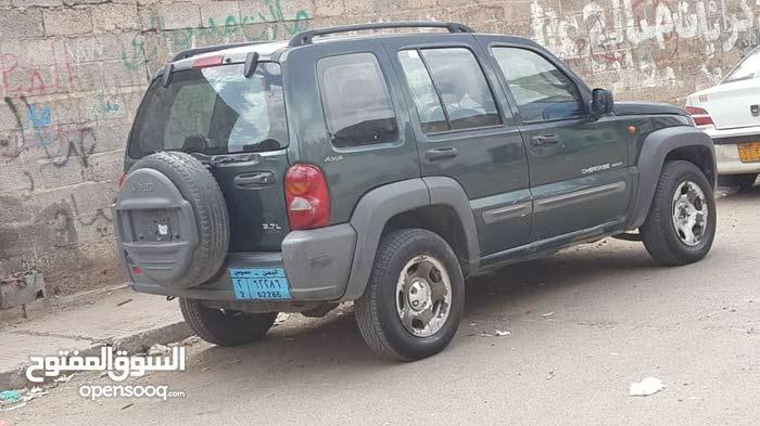سياره جيب 2002 بسعر جميل وقابل للتفاوض