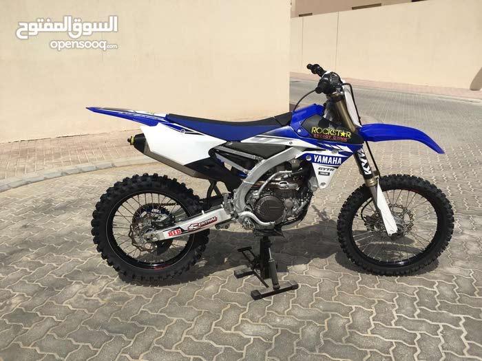 yamaha moto cross  450 f