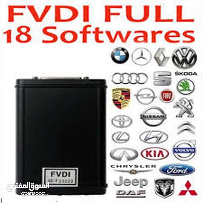 جهاز برمجة السيارات Fvdi Abrites