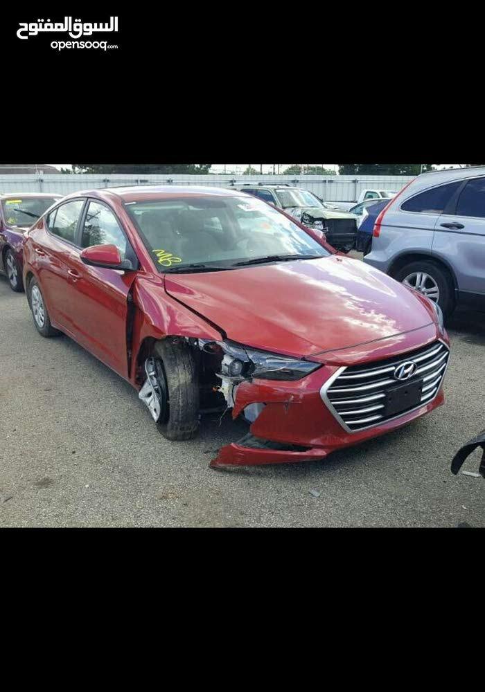 2017 Hyundai Elantra for sale in Baghdad
