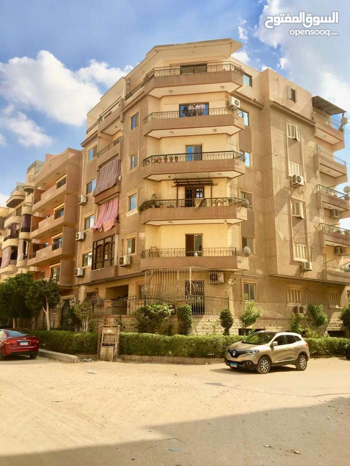 apartment for sale First Floor directly in 6th of October