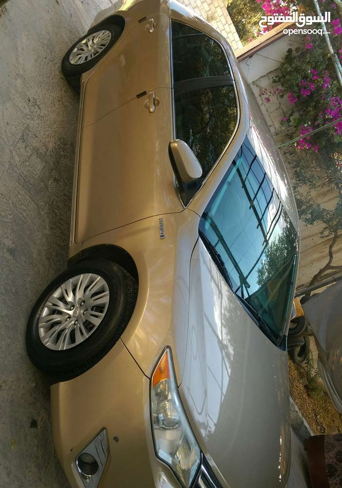 Toyota Camry 2012 - Used