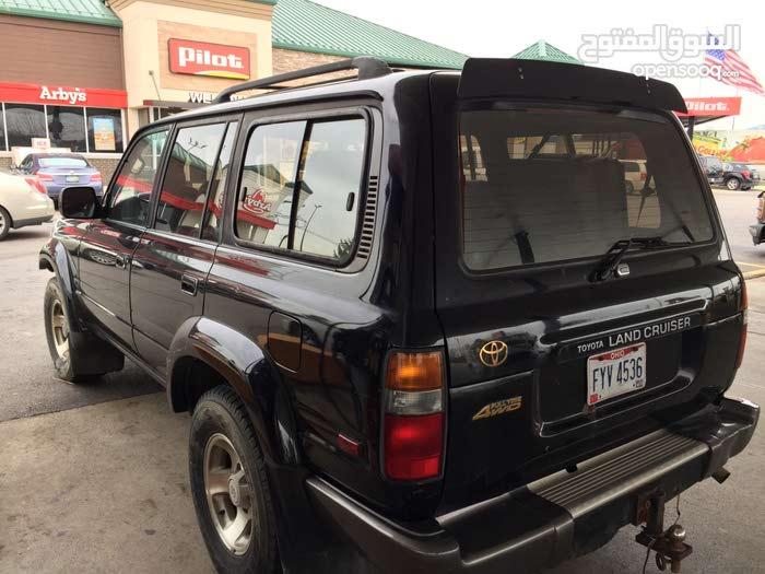1996 Toyota Land Cruiser for sale in Sabratha