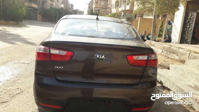 Kia Rio Used in Giza
